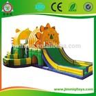 JMQ-J110B kids jumping inflatable equipment, kids outdoor inflatable entertainment equipment