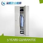 ironing board office metal 3 door steel wardrobe cabinet
