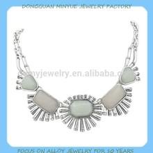 2014 latest titanium mesh necklace for women