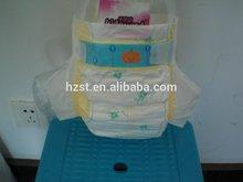 Sleepy Disposable Baby Diaper lovely design urine diaper