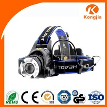 Wholesale Miner Lamp LED Bicycle Lights 10W Rechargeable Headlamp