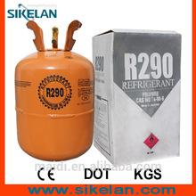 reset refrigerant r290 propane