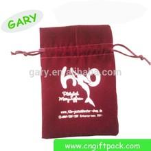 Super quality trendy eco friendly velvet shopping bag