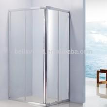 bath shower6mm clear ,6512FSquare magnetic sliding door shower enclosure /shower room/shower cabin
