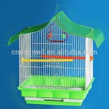 steel wire metal bird cages, bird nest, bird breeding house for parrot