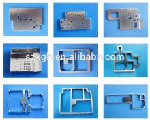 material is selected custom metal stamping pcb board screening can/ metal stamping enclosure