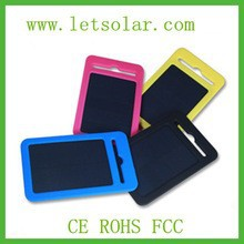 For iphone 5,6,Samsung galaxy s4,s5 portable solar charger,power bank with USB drive
