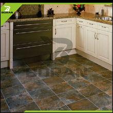 Wholesale customized good quality black shiny floor tile