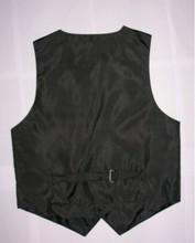 Microfiber formal mens designer lady body shape vest
