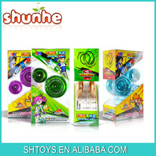 2015 Newest Classic toys 5 in 1 transform ball metal toy yoyo spinning top