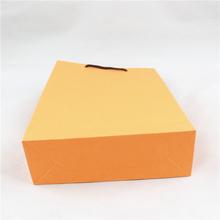 oem services handbag shape paper gift bag recycle craft