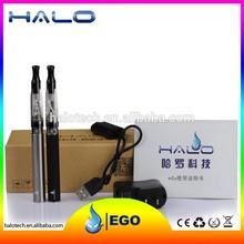 Biggest market share ego e cig high quality ego w with colored huge capacity batt