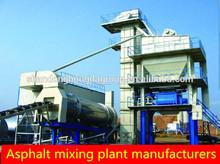 Road Building machine Asphalt mixers