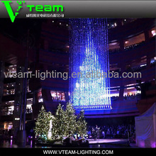 China vteam new products led display on china market creative curtain series applying for night club decoration /large event