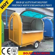 mobile street vending carts/fast food kiosk /car food van