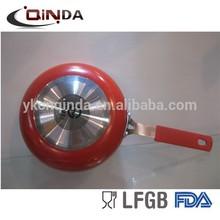 aluminum mini cooking pan with ceramic coating QD-FC060