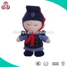 OEM stuffed male doll, China factory male doll, Custom male doll