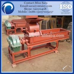 coal briquette making machine/charcoal crusher and mixer machine/coal crushing and mixing machine