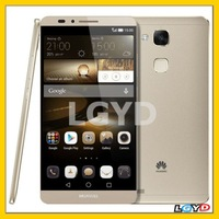 Original Huawei Ascend Mate7 32GB, 6.0 inch 4G EMUI 3.0 smart Phone, Hisilicon Kirin 925, 8 Core,Dual SIM, FDD-LTE & WCDMA & GSM