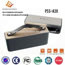 2014 de la alta calidad de altavoz de sonido bluetooth altavoz ( PSS-A20 )