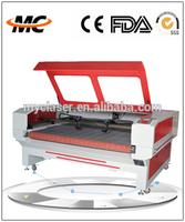 non-woven fabric slipper co2 CNC laser cutting machine