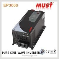 HOT SALE!Intelligent dc/ac pure sine wave power 6000w Inverter/Converter manufacturers
