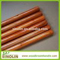 venta al por mayor de laca en polvo pintado de madera palo de escoba