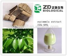 china supplier Eucommia Bark Extract powder 25% -98%