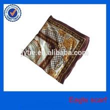 beautiful novel silk fashion scarf
