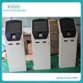 22 polegadas touch screen bill/dinheiro de pagamento automático da máquina