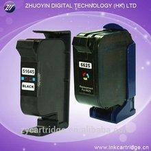 new product remanufacture hp ink cartridge 17 C6625A 6625D laser printer cartridges