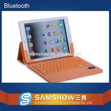 bluetooth keyboard design for iPad Air 7mm ultrathin