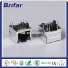 Brifar rg45 rj45 connectors