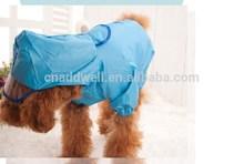 fashion dog clothes, dog raincoat, pet clothes