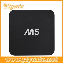 android tv box 4.4 support Amlogic S805 ARM MaLi-450 GPU M5 TV BOX