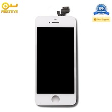 Christmas best discount !! Grade AAA best quality and paypal accept lcd screen for iphone 5 !!