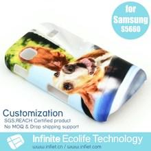 Create your unique case, phone case for Samsung S5660