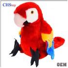 CHStoy red stuffed bird plush toy
