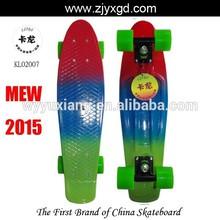 """New Fade 22"""" Printed Penny Board Penny Skateboard Complete Retro Cruiser mini longboard skate"""