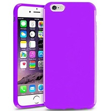 fit slim soft TPU phone cover case for iphone 6 ,for iphone 6 TPU case cover