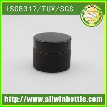 Large volume 100ml 150ml 200ml body lotion acrylic cosmetic jar