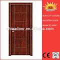 بيع مصنع sc-w041 تركيا باب خشبي الصلبة