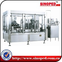 User Friendly Aerated Water Washing Filling and Sealing Machine