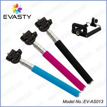 (2015 factory direct) Extendable Handheld camera Monopod/Selfie Camera Monopod for smart phone and digital camera