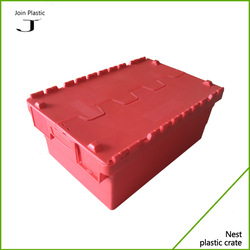 600*400 large PP plastic box container