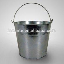 metal zinc garden water galvanized bucket
