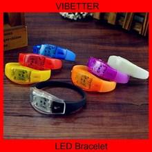 Good Quality Light Up Braided Bracelets
