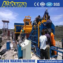 overseas train workers service Large hydraulic pressure coal bricks making machine