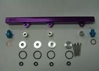 High performance racing car fuel rail kits