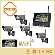 8107JR4 wifi 2p2 wireless 2mp ip camera
